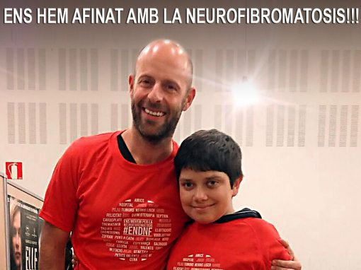 ENS HEM AFINAT AMB LES NEUROFIBROMATOSIS!!!