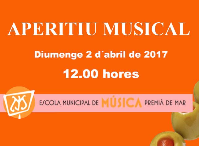 APERITIU MUSICAL