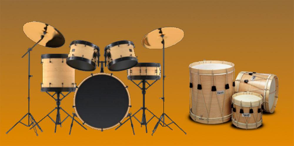 Curs de percussió i bateria