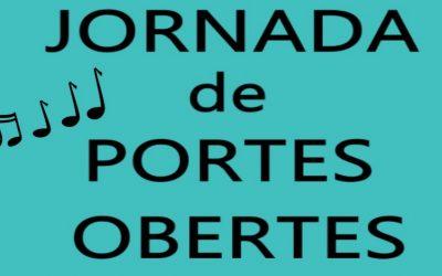 Jornada de Portes Obertes a l'Escola de Música de Premià de Mar