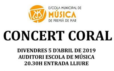 Concert Música Coral