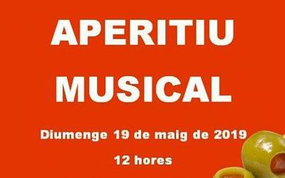 Aperitiu Musical Maig